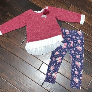 Little Lass outfit size 4T
